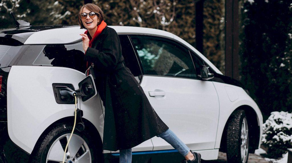 Puntos de recarga para vehículos electricos